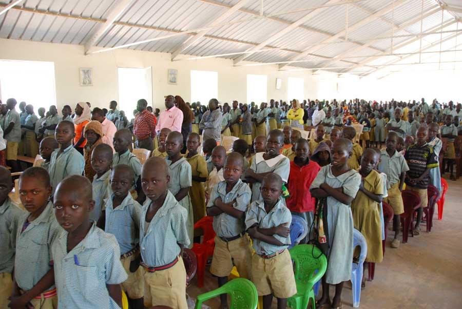 Messe in Kaunda