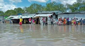 Flutopfer im Südsudan